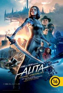 Alita: A harc angyala poster