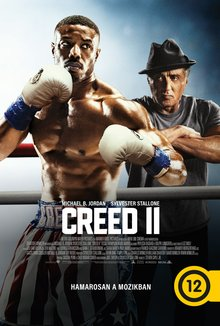 Creed II. poster