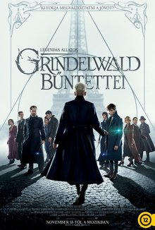Legendás állatok - Grindelwald bűntettei poster