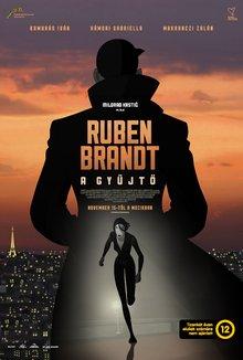 Ruben Brandt, a gyűjtő poster