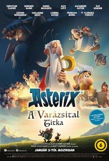 Asterix: A varázsital titka poster
