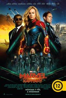 Marvel Kapitány poster