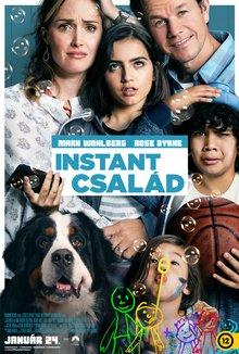 Instant család poster