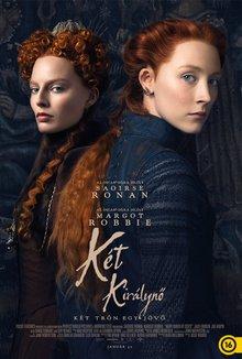 A két királynő poster