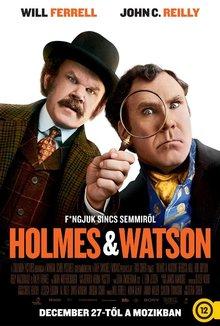 Holmes és Watson poster