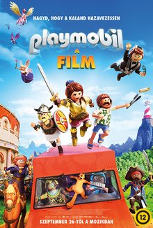 Playmobil: A film poster