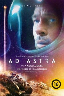 Ad Astra - Út a csillagokba poster