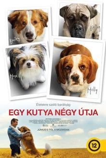 Egy kutya négy útja poster