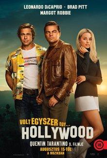 Volt egyszer egy... Hollywood poster
