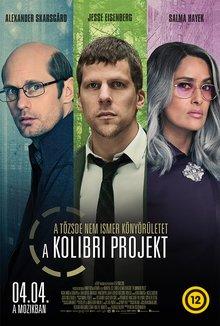 A Kolibri projekt poster