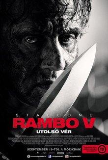 Rambo V: Utolsó vér poster