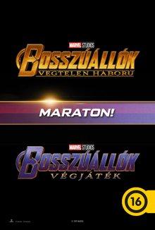 Bosszúállók Maraton poster