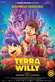 Terra Willy poster