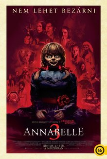 Annabelle 3 poster