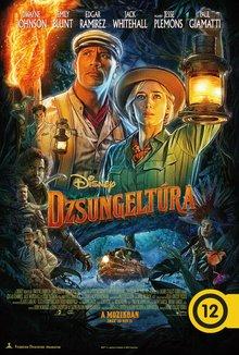 Dzsungeltúra poster