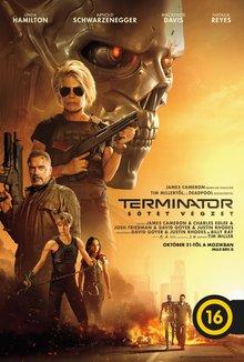 Terminator: Sötét végzet poster