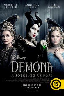 Demóna: A sötétség úrnője poster