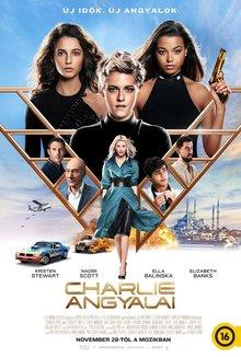 Charlie angyalai poster
