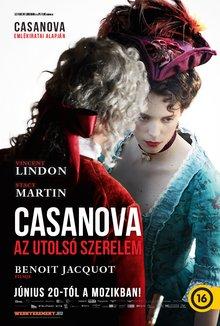 Casanova - Az utolsó szerelem poster