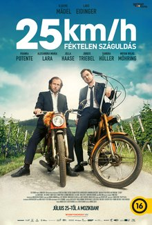 25 km/h - Féktelen száguldás poster