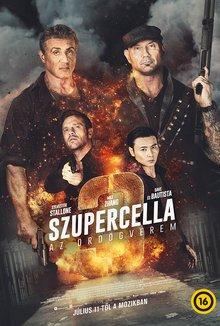Szupercella 3: Az Ördögverem poster
