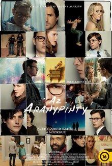 Az aranypinty poster