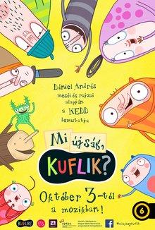 Mi újság, Kuflik? poster