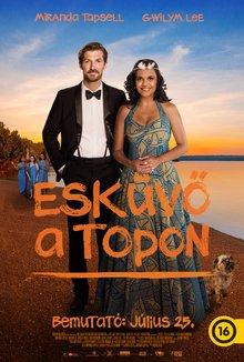Esküvő a topon poster