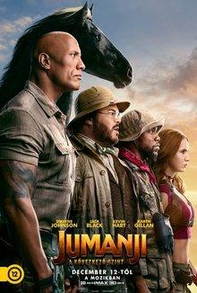 Jumanji - A következő szint poster