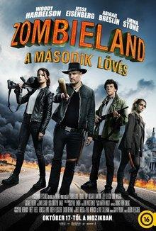 Zombieland - A második lövés poster