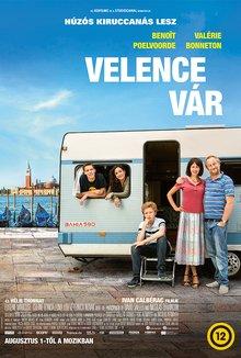 Velence vár poster