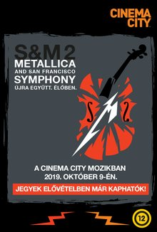 Metallica and San Francisco Symphony S and M2 poster