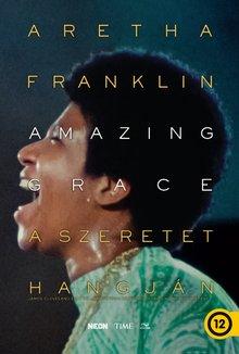 Aretha Fraklin: Amazing Grace - A szeretet hangján poster