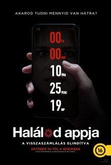 Halálod Appja poster