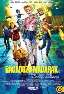 Ragadozó Madarak (és egy bizonyos Harley Quinn csodasztikus felszabadulása) poster