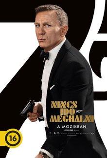 007 Nincs idő meghalni poster