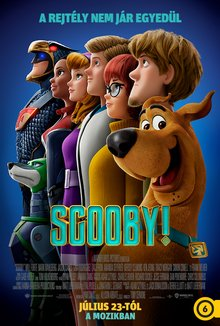 Scooby poster