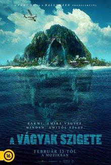 A vágyak szigete poster