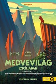 Medvevilág Sziciliában poster