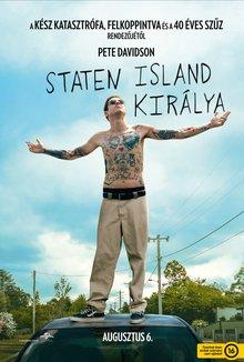 Staten Island királya poster
