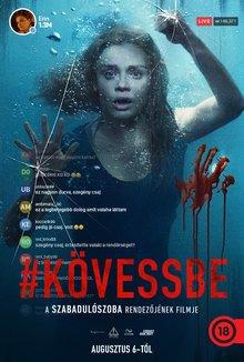 #kövessbe poster