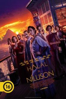 Halál a Níluson poster