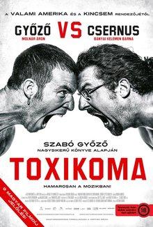 Toxikoma poster
