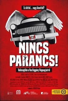 Nincs Parancs! poster