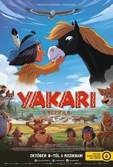 Yakari - A mozifilm poster