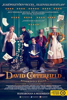 David Copperfield rendkívüli élete poster