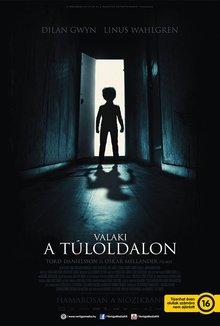 Valaki A Túloldalon poster