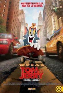 Tom és Jerry poster