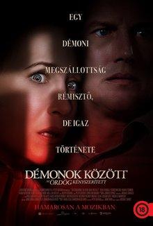 Démonok Között Az Ördög Kényszerített poster