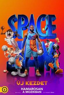 Space Jam Új Kezdet poster